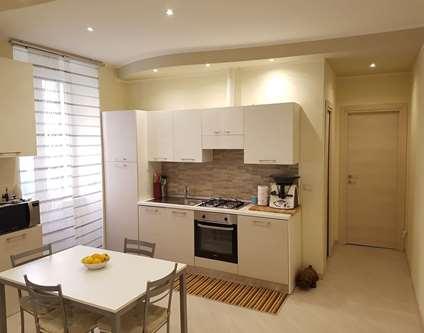 Appartamento Vendita Genova Via G.B.Monti Sampierdarena