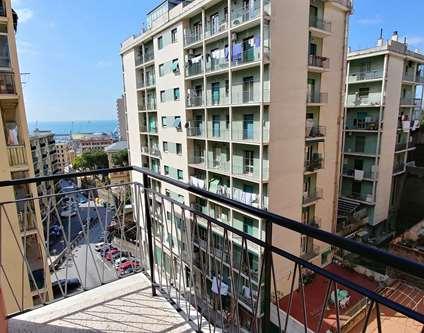 Appartamento Vendita Genova Via Carrea Sampierdarena
