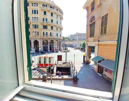 Appartamento Vendita Genova Piazza Montano Sampierdarena
