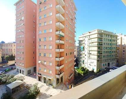 Appartamento Affitto Genova Corso Magellano  Sampierdarena
