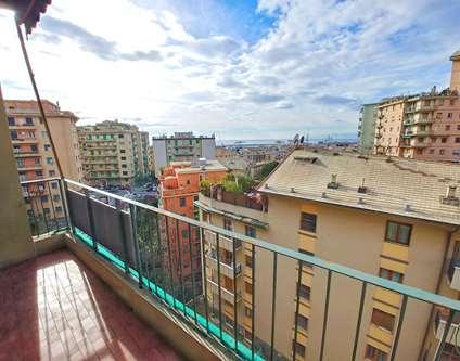 Appartamento Vendita Genova Corso Magellano Sampierdarena