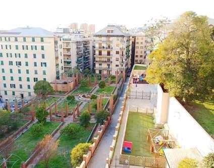 Appartamento Vendita Genova Via La Spezia Sampierdarena