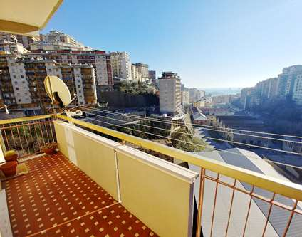 Appartamento Vendita Genova Via Napoli Oregina