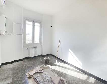Appartamento Affitto Genova Via Rota Sampierdarena