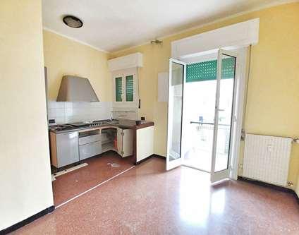 Appartamento Affitto Genova Via Vasco da Gama Sampierdarena