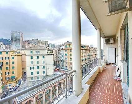 Appartamento Vendita Genova Via Cantore Sampierdarena