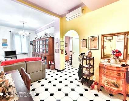 Appartamento Vendita Genova Via G.B:Monti Sampierdarena