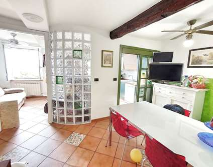 Appartamento Vendita Genova Salita Superiore Salvator Rosa Sampierdarena