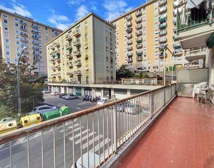 Appartamento Vendita Genova Via delle Ginestre Staglieno