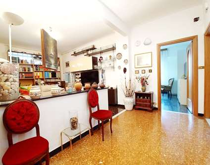 Appartamento Vendita Genova Salita San Barborino Sampierdarena