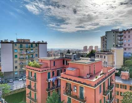 Appartamento Vendita Genova Via Vasco de Gama Sampierdarena