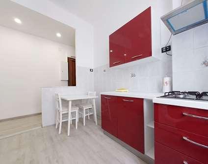 Appartamento Affitto Genova Via Cantore Sampierdarena
