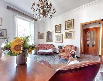 Appartamento Vendita Genova Via Farini Sampierdarena